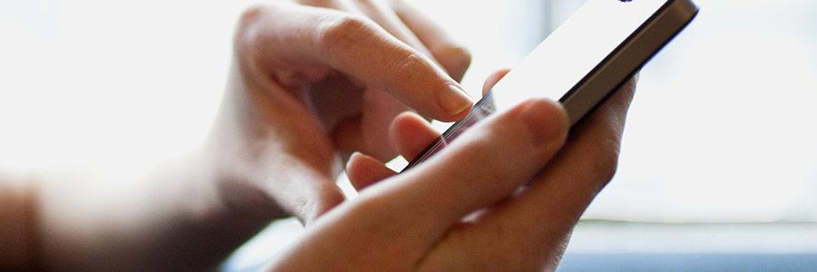 Crescimento de uso de dados móveis