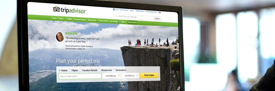 Vantagens do Booking e TripAdvisor para seu hotel