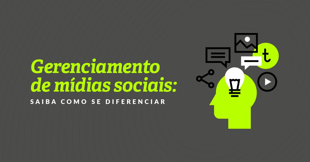Gerenciamento de mídias sociais