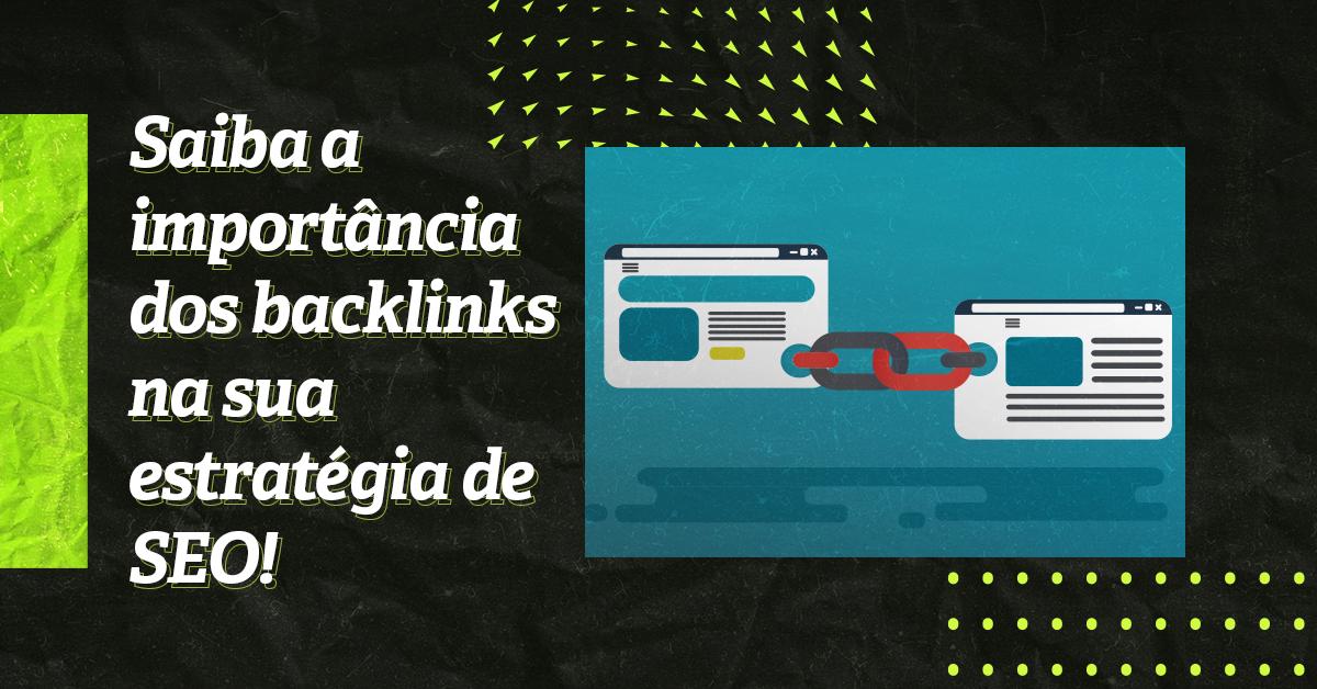importância dos backlinks